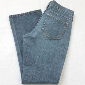Old Navy Diva Boot Cut Jeans Sz 8 Regular